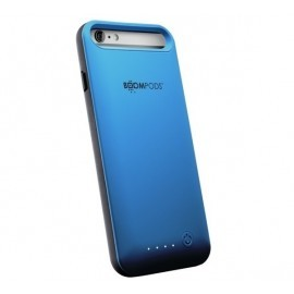 Boompods Powercase 4000mAh iPhone 6 / 6S Plus blauw