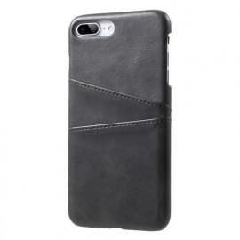 Casecentive Leren Wallet - Cover per iPhone 7 / 8 Plus - Nera