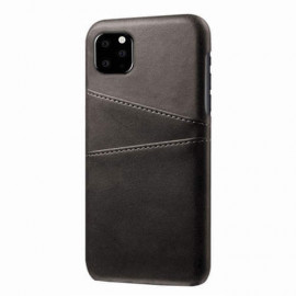 Casecentive Leren Wallet - Cover per iPhone 11 Pro - Nera
