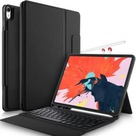 Casecentive Magnetic Wireless Keyboard case iPad Pro 11 inch zwart
