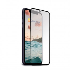 Casecentive Glass Screenprotector 3D full cover iPhone XR