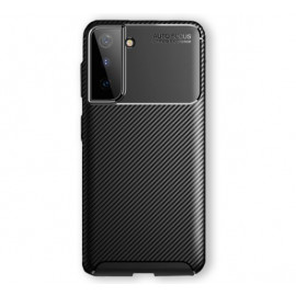 Casecentive Shockproof Case Samsung Galaxy S21 Plus zwart