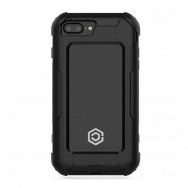 Casecentive Ultimate Hardcase iPhone 6(S) / 7 / 8 Plus zwart