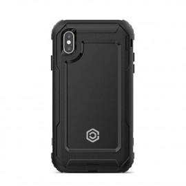 Casecentive Ultimate Hardcase iPhone X / XS zwart