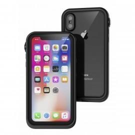 Catalyst Waterpoof case iPhone X zwart