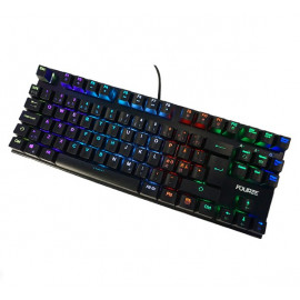 Fourze GK110 Gaming Keyboard mechanisch