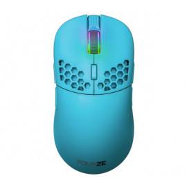 Fourze GM900 wireless gaming mouse cyaan