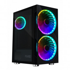 Fourze T320 ATX - Case PC RGB