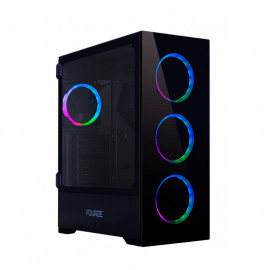 Fourze T760 ATX - Case PC RGB