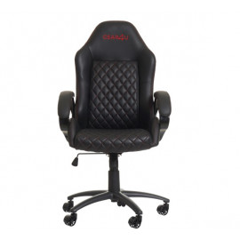 Gear4U Demon chair rood / zwart