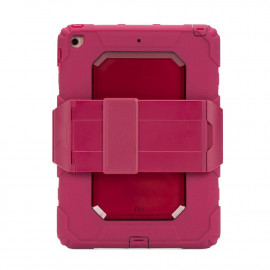 Griffin Survivor All-Terrain Case iPad 2017 / 2018 roze
