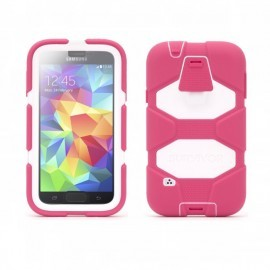 Griffin Survivor Hardcase Galaxy S5 roze
