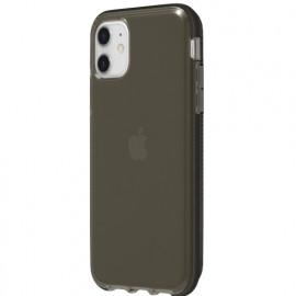 Griffin Survivor Clear iPhone 11 zwart