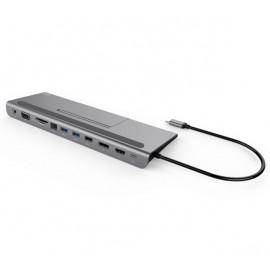 i-Tec Thunderbolt 3 / USB-C 10-in-1 Hub Ethernet