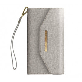 iDeal of Sweden Mayfair Clutch Wallet case iPhone 11 Pro grijs
