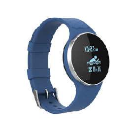 iHealth Wave Wireless activity tracker blauw