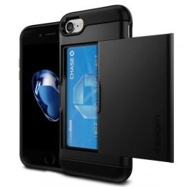 Spigen Slim Armor CS iPhone 7 zwart