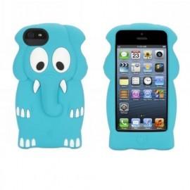 Griffin Kazoo iPhone 5(S)/SE Elephant blauw