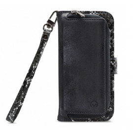 Mobilize 2in1 Gelly Wallet Zipper Case iPhone 11 Pro Max zwart / snake