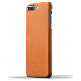 Mujjo Leather Case iPhone 8/7 Plus Tan