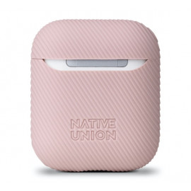 Native Union Curve Airpods Case roze