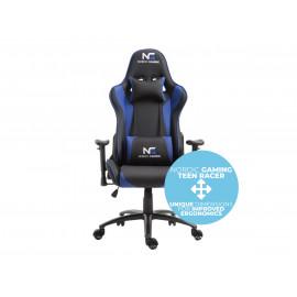 Nordic Gaming Teen Racer - Sedia da gaming - Blu