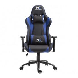 Nordic Gaming Racer - Sedia da gaming - Nera / Blu
