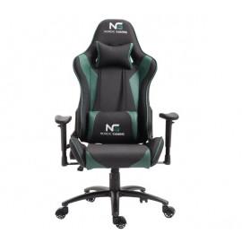 Nordic Gaming Racer - Sedia da gaming - Nera / Verde