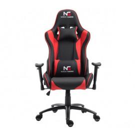 Nordic Gaming Racer - Sedia da gaming - Nera / Rossa