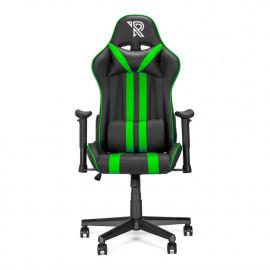 Ranqer Felix - Sedia da gaming - Nera / Verde