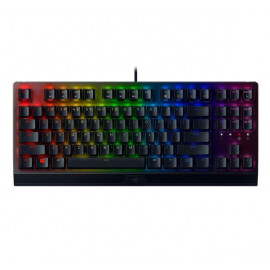 Razer Blackwidow V3 Tenkeyless gaming keyboard (green switches) zwart