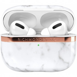 Richmond & Finch Freedom Series Airpods Pro Wit / Marmer