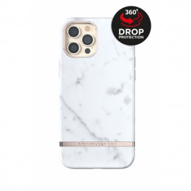 Richmond & Finch Freedom Series iPhone 12 Pro Max White Marble
