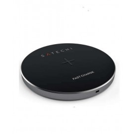 Satechi Wireless Charging Pad Space grijs