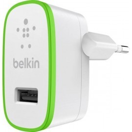 Belkin BOOST UP Thuislader 2.4A wit