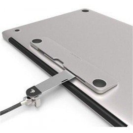 Maclocks Blade universeel Macbook & tablet + kabel zilver