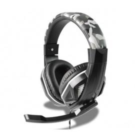 Steelplay Wired Headset HP42 ice camo