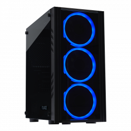 Fourze T155 Micro ATX - Case PC LED