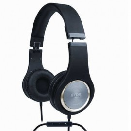 TDK Sti710 On-Ear Koptelefoon Zwart