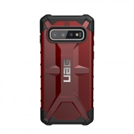 UAG Hard Case Galaxy S10 Plasma Magma rood