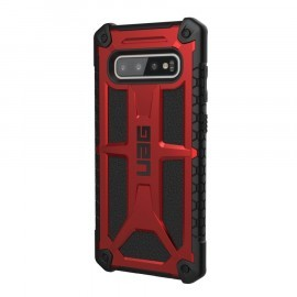 UAG Hard Case Galaxy S10 Plus Monarch rood