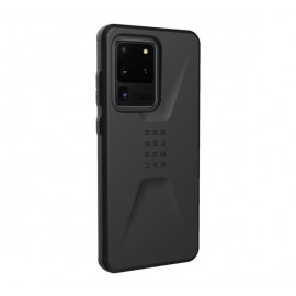 UAG Hard Case Civilian Galaxy S20 Ultra zwart