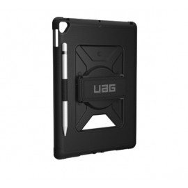 UAG Metropolis Handstrap Case iPad 10.2 (2019/2020/2021) zwart