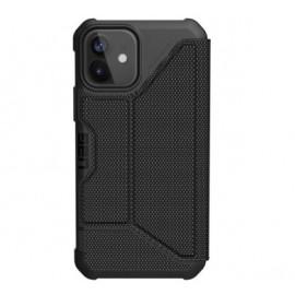 UAG Metropolis Kevlar Hard Case iPhone 12 / iPhone 12 Pro zwart