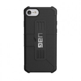 UAG Metropolis case iPhone 6(S) / 7 / 8 / SE 2020 zwart